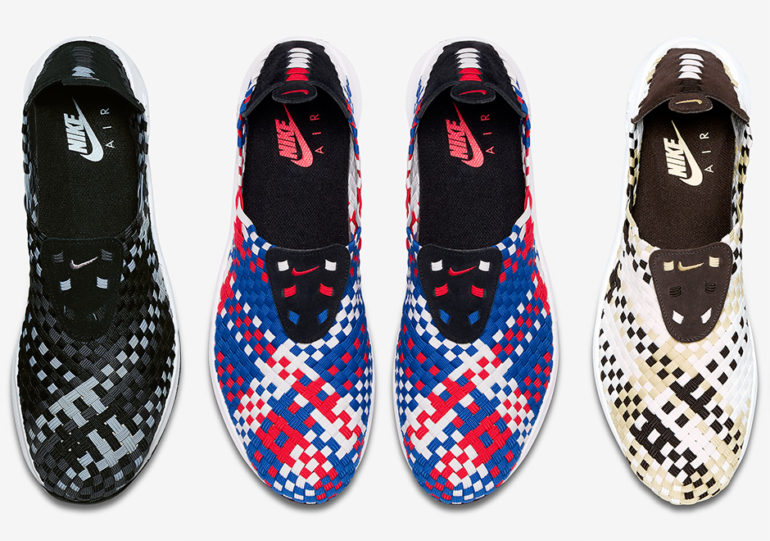 New Nike Air Woven Collection Set to Release This Summer – TUC c3df6c090a3b
