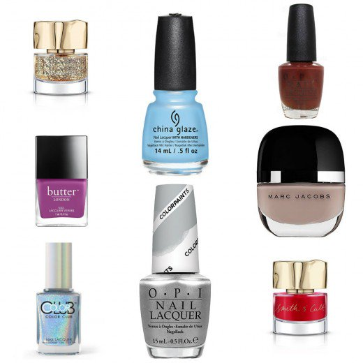 Tis The Season For Trendy Nail Colors For The Winter Tuc