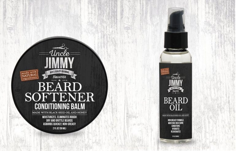 uncle jimmy s beard oil is a must have for the bearded man tuc. Black Bedroom Furniture Sets. Home Design Ideas