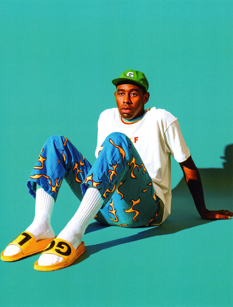 9012be055675 Tyler Creator Drops Fall Winter Golf Wang Collection – TUC