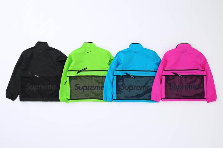 Supreme x Nike Reveal Fall Winter 2017 Neon Collection – TUC 9031565b7e92