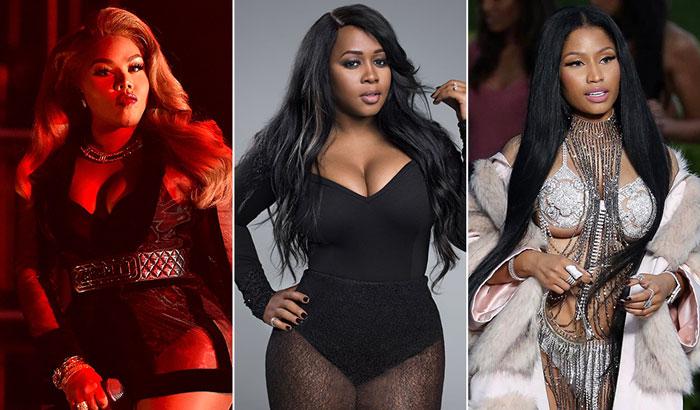 Ð?аÑ?Ñ?инки по запÑ?осÑ? Nicki Minaj Is Being Compared To Lilâ?? Kim In New â??Vogueâ?? Photos