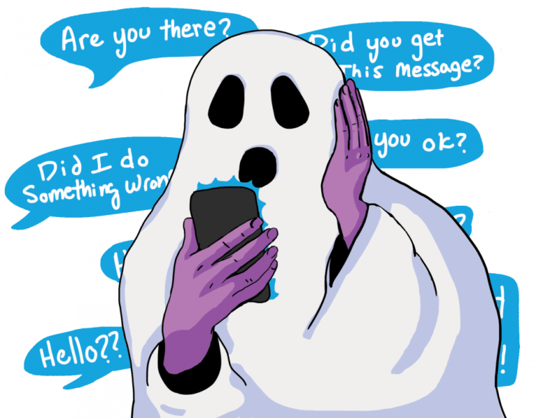 Dating in 2019: Being Ghosted – TUC